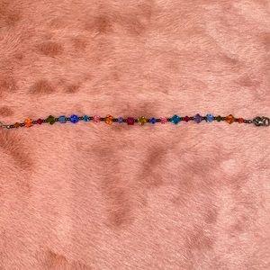 Emily Ray Vintage Multi Color Bracelet